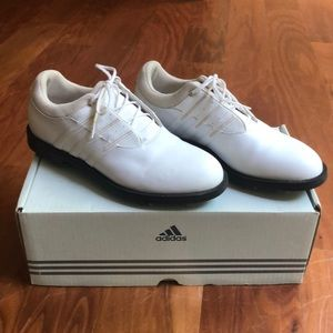 Women's adidas golf shoes Sz 9